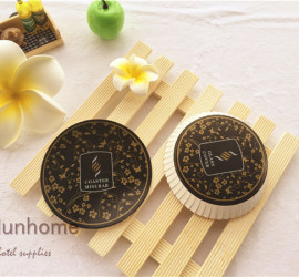 Wholesale hotel cup coaster and cup cover