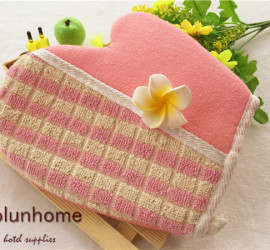 Home and hotel loofah wholesale