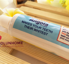 Personal care whitening toothpaste Angola