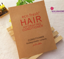 Best selling hotel supplies eco paper wrapper